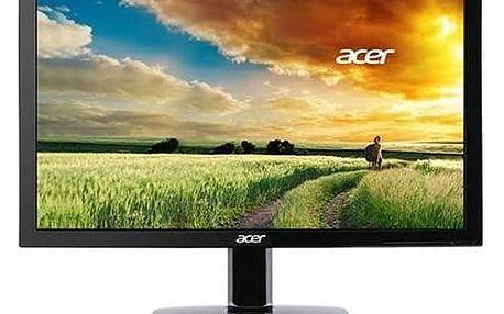 Monitor Acer KA240Hbid (UM.FX0EE.005) černý + Doprava zdarma