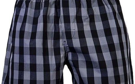 Pánské Trenky Horsefeathers Sin Boxer Shorts Gray XL