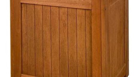 Tuin 1531 Zahradní truhla včetně polstrování 43 x 55 x 62 cm