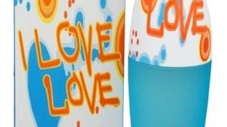 Moschino I Love Love toaletní voda dámská 100 ml + Doprava zdarma