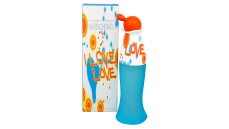 Toaletní voda Moschino I Love Love 100 ml