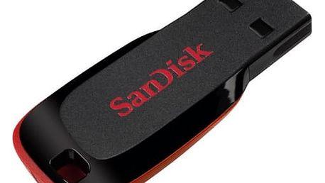 USB Flash Sandisk 16GB (SDCZ50-016G-B35) černý