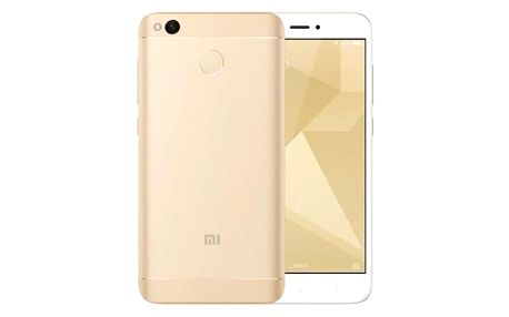 Xiaomi Redmi 4X Global, DS, 32GB, zlatá