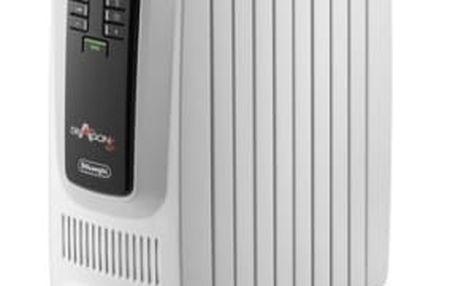 Olejový radiátor DeLonghi TRD40820E černý/bílý