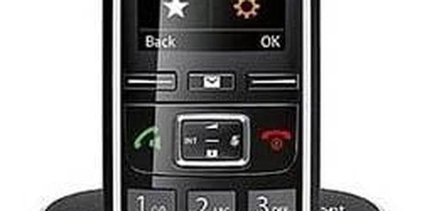Domácí telefon Siemens Gigaset C530 (S30852-H2512-R601) černý