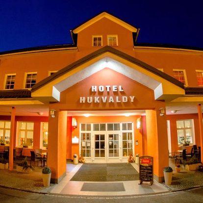 Hotel Hukvaldy*** v Beskydech s wellness a polopenzí
