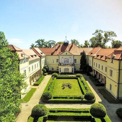 Szidónia Manor House****, Luxusní pobyt v zámku s romantickou zahradou a wellness