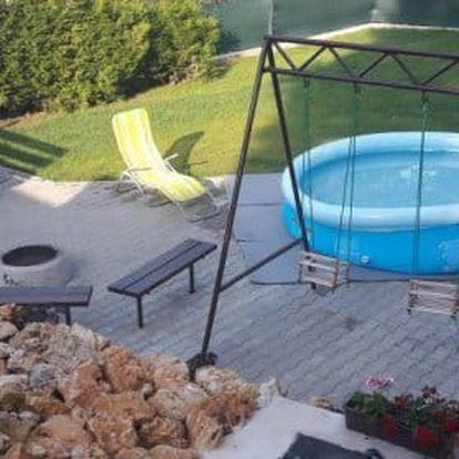 Chata Maxim Bojnice - maximální odpočinek až pro 11 lidí