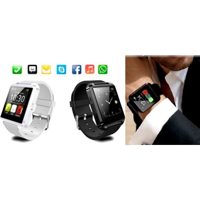 Stylové hodinky SmartWatch s dotykovým 1,48 palcovým TFT displejem