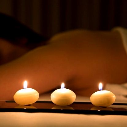 Smyslná andělská nebo tantrická masáž pro ženy