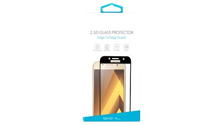 EPICO GLASS 2,5D tvrzené sklo pro Nokia 6 - černá - 19812151000001
