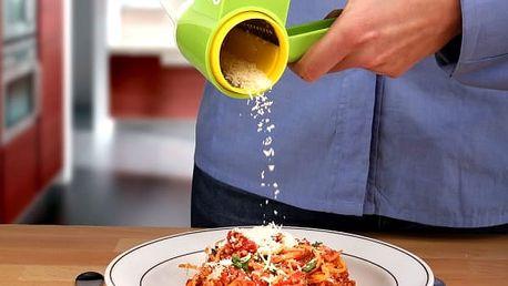 Praktické univerzální struhadlo Lifestyle Trio, pomůže Vám zjednodušit práci v kuchyni.