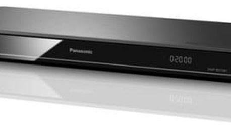 3D Blu-Ray přehrávač Panasonic DMP-BDT381EG stříbrný
