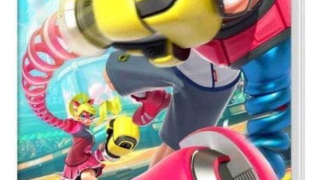 Hra Nintendo ARMS (NSS035)