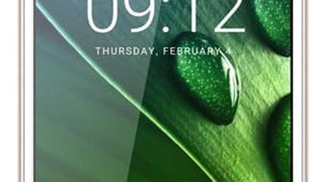 Mobilní telefon Acer Z6 LTE (HM.HWAEE.001) zlatý