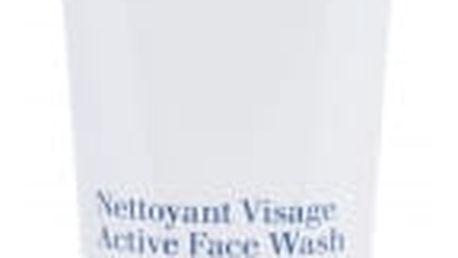 Clarins Men Active Face Wash 125 ml čisticí pěna pro muže