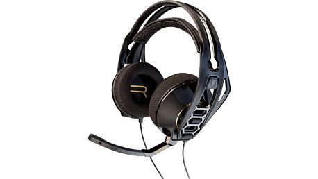 Plantronics RIG 500HD, černá - 203803-05