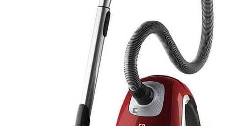 Vysavač podlahový Electrolux Ultra Silencer ZUSORIGWR+ červený + Doprava zdarma