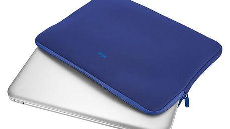 Pouzdro Trust Primo Soft pro 15,6'' (21249) modré