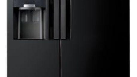 Kombinace chladničky s mrazničkou Samsung RS7768FHCBC/EF černá