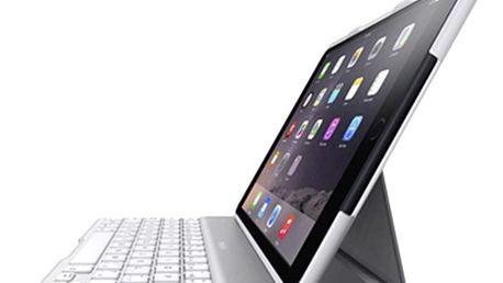 Belkin iPad Air 2 Bluetooth QODE™ Ultimate klávesnice, bílá - F5L178eaWHT