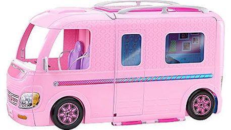MATTEL BARBIE Dream camper – Karavan snů