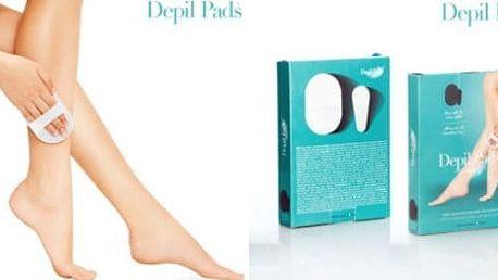 Depilační polštářky DEPIL PADS SET
