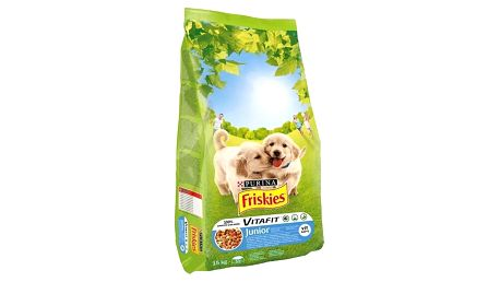 Granule FRISKIES Junior 15 kg