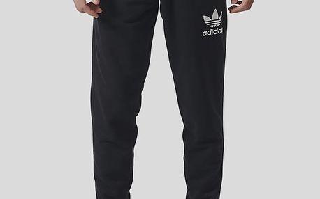 Tepláky adidas Originals 3STRIPED PANT Černá
