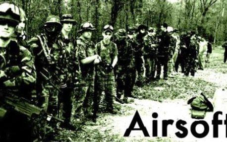 Airsoft pistole, náboje v ceně