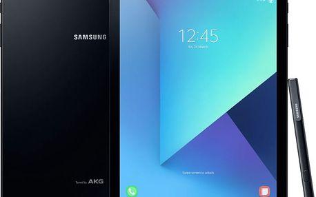 Samsung Galaxy Tab S3 9.7 - 32GB,LTE, černá - SM-T825NZKAXEZ