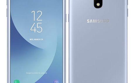 Mobilní telefon Samsung J3 2017 (J330F) (SM-J330FZSDETL ) stříbrný