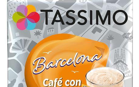Tassimo Barcelona Cafe con Leche 16 kapslí