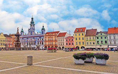 České Budějovice v penzionu nedaleko centra se snídaní – platnost až do dubna 2018