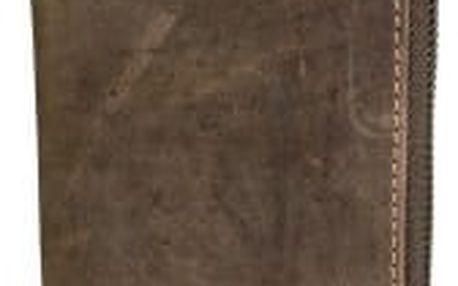 XPOSE ® Pánská peněženka XPOSE XH-20 - hnědá