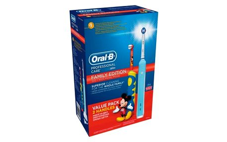 Zubní kartáček Oral-B D16.553U DUO + DB10K