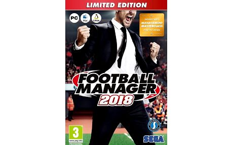 Football Manager 2018 - Limited Edition (PC) - PC - 26791