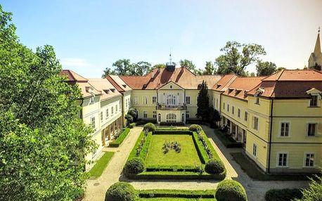 Szidónia Manor House****, Röjtökmuzsaj, Maďarsko - save 18%, Luxusní pobyt v zámku s romantickou zahradou a wellness