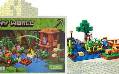 Minecraft, Ninjago - stavebnice kompatibilní s Legem