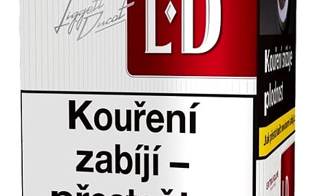 Tabák cigaretový LD Red tin 80g 277Kč SO