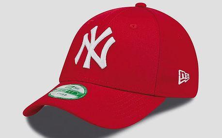 Kšiltovka New Era 940 K 940 MLB LEAGUE BASIC NEYYAN SCAR/WHT Barevná