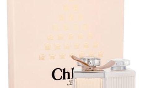 Chloe Chloe dárková kazeta pro ženy parfémovaná voda 75 ml + tělové mléko 100 ml + parfémovaná voda 5 ml