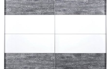 Skříň s posuvnými dveřmi lissabon, 220/210/62 cm