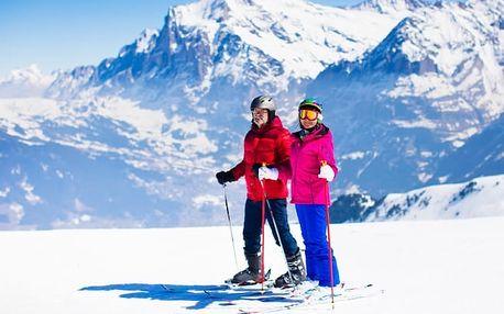 Rakouské Alpy: wellness a sleva na ski pass