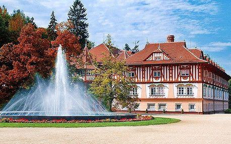 4–7denní pobyt pro 2 + 2 děti se vstupem do plovárny v penzionu Hubert v Luhačovicích