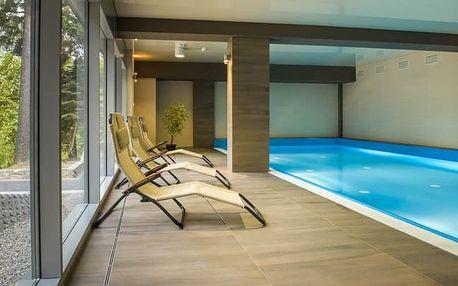 Ladek-Zdrój s bazénem a až 10 procedurami
