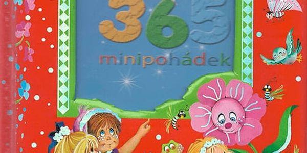 KNIHA 365 minipohádek - přečti aspoň kousek