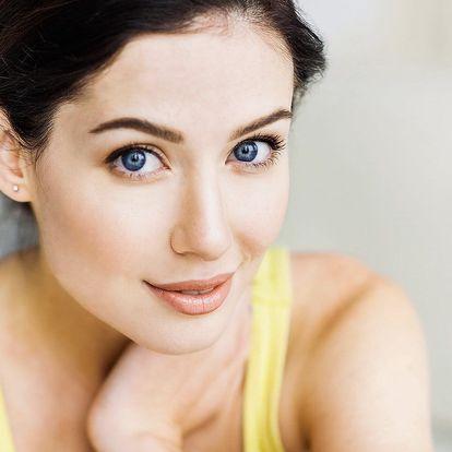 Hodinové kosmetické ošetření pro dámy