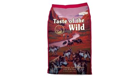 Granule Taste of the Wild Southwest Canyon Canine 13 kg + Doprava zdarma