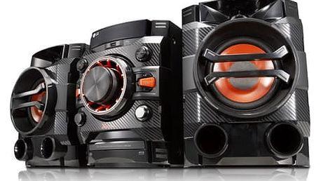 Minisystém LG CM4360 černý